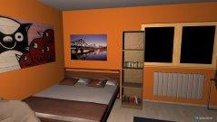 Raumgestaltung timon in der Kategorie Schlafzimmer