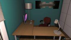 Raumgestaltung tims room in der Kategorie Schlafzimmer
