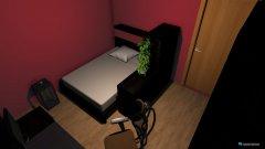 Raumgestaltung Tinas Schlafzimmer in der Kategorie Schlafzimmer