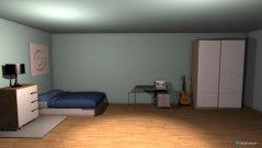 Raumgestaltung Tita Kayle's Bedroom in der Kategorie Schlafzimmer