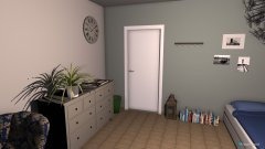 Raumgestaltung tobi in der Kategorie Schlafzimmer