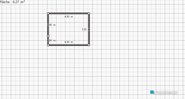 Raumgestaltung Tobias in der Kategorie Schlafzimmer