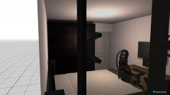 Raumgestaltung tobis zimmer in der Kategorie Schlafzimmer