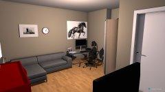 Raumgestaltung Tolga in der Kategorie Schlafzimmer