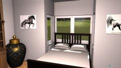 Raumgestaltung tolunays schlafzimmer in der Kategorie Schlafzimmer