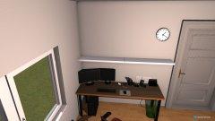 Raumgestaltung Tom´s Zimmer 2 in der Kategorie Schlafzimmer