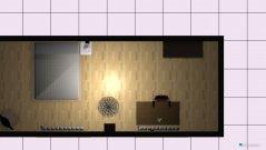 Raumgestaltung Traum in der Kategorie Schlafzimmer