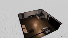 Raumgestaltung Traumzimmer 1 in der Kategorie Schlafzimmer