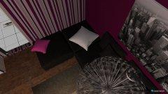 Raumgestaltung traumzimmer in der Kategorie Schlafzimmer
