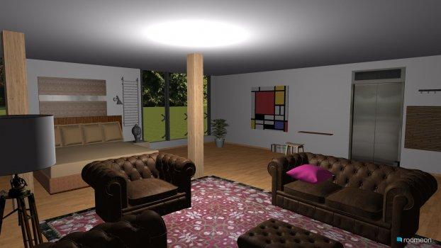 Raumgestaltung try in der Kategorie Schlafzimmer