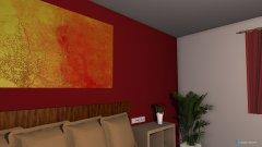 Raumgestaltung TRYOUT  001 in der Kategorie Schlafzimmer