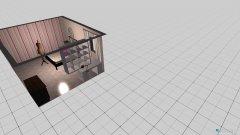 Raumgestaltung Tutu in der Kategorie Schlafzimmer