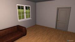 Raumgestaltung übergangs zimmer in der Kategorie Schlafzimmer