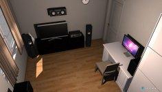 Raumgestaltung Überlegung in der Kategorie Schlafzimmer