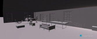 Raumgestaltung ugnes kambarys in der Kategorie Schlafzimmer