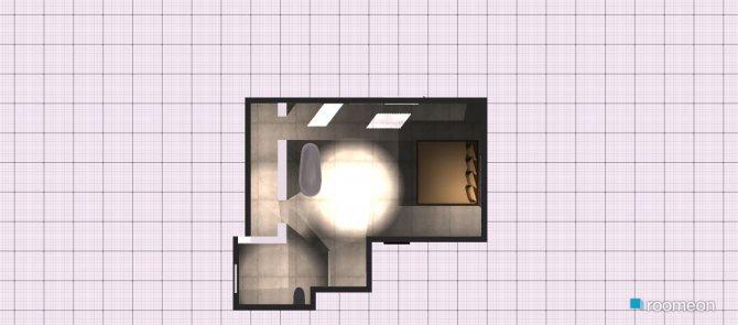 Raumgestaltung Umbau-1 in der Kategorie Schlafzimmer