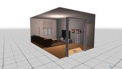 Raumgestaltung Umbau Henning in der Kategorie Schlafzimmer