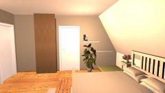 Raumgestaltung Unser Schlafzimmer in der Kategorie Schlafzimmer