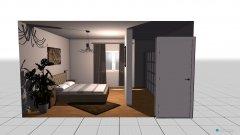 Raumgestaltung Untermaßfeld3 in der Kategorie Schlafzimmer
