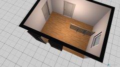 Raumgestaltung uppe in der Kategorie Schlafzimmer