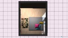 Raumgestaltung ursi in der Kategorie Schlafzimmer