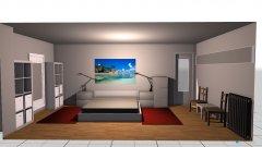 Raumgestaltung Ursula R003 in der Kategorie Schlafzimmer