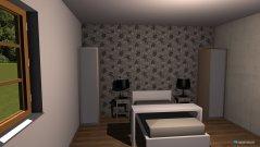Raumgestaltung V rum in der Kategorie Schlafzimmer