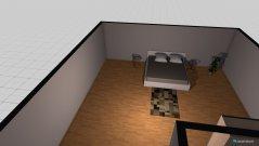 Raumgestaltung Vannessa Raum 1031 in der Kategorie Schlafzimmer