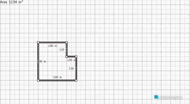 Raumgestaltung Vanny01 in der Kategorie Schlafzimmer