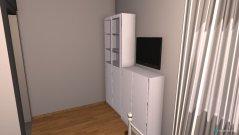 Raumgestaltung Var. 1 in der Kategorie Schlafzimmer