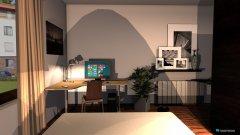 Raumgestaltung Variante 1 in der Kategorie Schlafzimmer