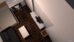 Raumgestaltung Variante 2 in der Kategorie Schlafzimmer