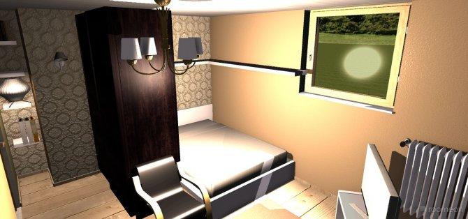 Raumgestaltung Vera Zimmer 1 in der Kategorie Schlafzimmer