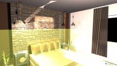 Raumgestaltung Verenas Schlafzimmer in der Kategorie Schlafzimmer