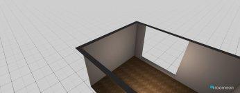 Raumgestaltung versuch  in der Kategorie Schlafzimmer