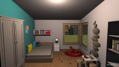 Raumgestaltung Vidi in der Kategorie Schlafzimmer