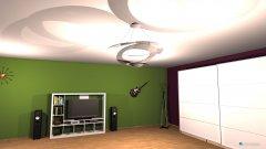 Raumgestaltung Villa in der Kategorie Schlafzimmer