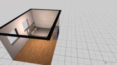 Raumgestaltung Vivi Zimmer WG in der Kategorie Schlafzimmer