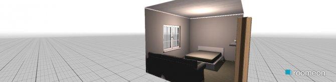 Raumgestaltung vivica in der Kategorie Schlafzimmer
