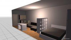 Raumgestaltung vivis zimmer in der Kategorie Schlafzimmer