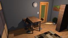 Raumgestaltung Vorlage 01 in der Kategorie Schlafzimmer
