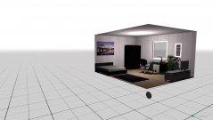 Raumgestaltung Vorlage Zimmer Naum in der Kategorie Schlafzimmer