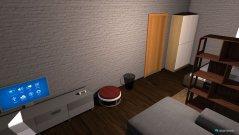 Raumgestaltung Vorlage Zimmer unten in der Kategorie Schlafzimmer