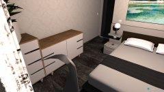 Raumgestaltung Vorschlag Chrisi 3 in der Kategorie Schlafzimmer