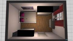 Raumgestaltung W.straße 49 Schlafzimmer J+F in der Kategorie Schlafzimmer