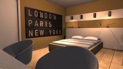 Raumgestaltung W1KöwiSchlafenuntenV3 in der Kategorie Schlafzimmer