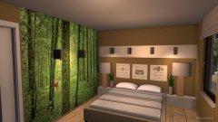 Raumgestaltung W1KöwiSchlafenuntenV4 in der Kategorie Schlafzimmer