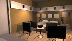 Raumgestaltung W1KöwiSchlafenuntenV5 in der Kategorie Schlafzimmer