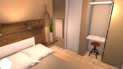 Raumgestaltung W1KöwiSZobenrechts in der Kategorie Schlafzimmer