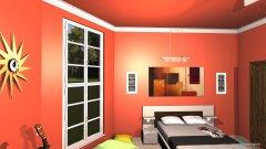 Raumgestaltung Waffa Room in der Kategorie Schlafzimmer